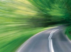 blur speeding 300x219 Higher Car Insurance Premiums to Penalize Responsible UK Drivers