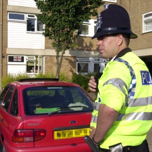 310 Police To Seize Cars From Driveways Or Garages With No Insurance