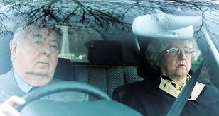 old Car Insurance Old Drivers Safer on UK roads