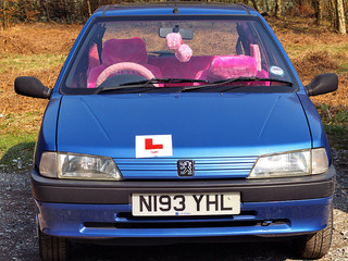 Learner drivers can arrange car insurance for one day.