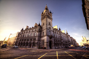 it may be cheaper for car insurance if you live in Aberdeen compared to some places in Birmingham