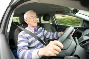 is the amount of car insurance premium out of line with the amount claimed for many older drivers?