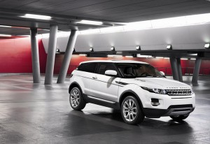 A number of Range Rovers have attraced the attention of London car thieves