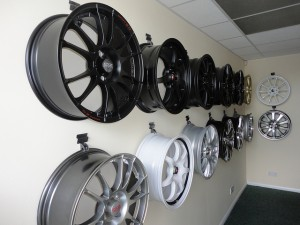If you replace your standard wheels on your car with alloy wheels you need to tell your car insurance company
