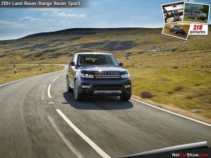 A Range Rover Land Rover Sport is probably going to cost you more to insure than a small family hatchback such as a Citreon C1.
