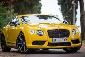 If you own an expensive car like a Bentley then you may want to arrange  fully comprehensive car insuarnce